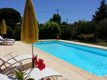Mas provencal  8 personnes calme piscine privée