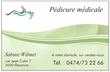 Pédicure médicale - Région de Namur