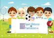 Organisation de journée sportive pour école