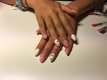 Pose D ongles en gel