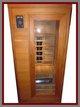 Cabine infrarouge Sauna 1 à 2 personnes