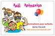 Animations anniversaire enfant
