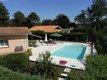 Lacanau-Océan,Villa met verwarmd zwembad 10/5 m