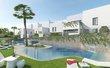 Costa Blanca : beaux bungalow neufs, 3ch, 2sdb,...