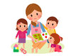 Les jouets de Lilas Lessines