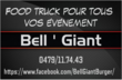 Bell'Giant Burger -food truck