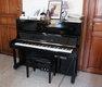 Yamaha U1 piano d'occasion Buxelles