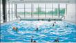 Knokke swiming pool terrace 4 p. Private beach on...