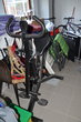 Vélo et rameur d 'appartement à saisir