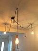 Luminaire suspension 3 ampoules