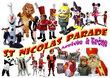 Animations St Nicolas - Marchés de Noël