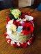 Gâteau de anniversaire