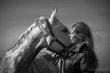 Promenade avec poney, ânes,