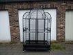 Cage pour perroquet martelée 197x121x92cm très...