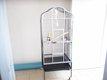 Cage pour perroquet martelée 155x61x56cm en très...