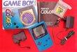 Nintendo Gameboy color + jeu Mario et  accessoires
