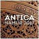 2 tickets Antica Namur (10 - 19 nov.)