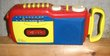 Radiocassette portable High Tech junior