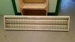5 luminaires tubes néons