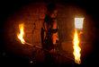 Danse de feu, orientale, charleston, asiatique,...
