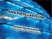 Cession du domaine Portedesarts.com