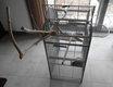 2 cages de perroquet + accessoires
