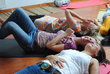 The team building - Yoga du rire