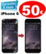 Réparation écran iPhone 6 Verre trempé + Garantie...