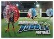 Bubble Football au centre de Bruxelles