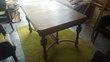Table en bois pour salle à manger - antique