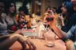 Dégustation de vins et champagnes