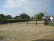 Villa boxes chevaux et piste équestre avec permis...