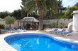 Villa 3 chambres, 3 sdb, piscine, vue mer, Moraira