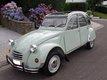 Mariage en voiture ancienne - Superbe Citroën 2CV...