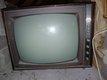 Téléviseur année 1970