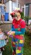 Clown Fraise anime vos anniversaires et fêtes...