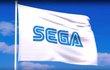 [collector] Drapeau publicitaire Sega  93 x 150 cm