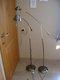 Lampes  design modernes (bronze brossé) les 2...