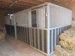 Boxes neufs pour chevaux ou poneys à la campagne...