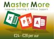 Bijles Excel/ Access/ PowerPoint