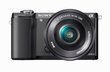 Sony A5000 + Objectif 16-50 mm