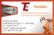 Électricien & Automaticien indépendant TomElec