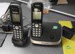 Téléphone numérique sans fil Panasonique  2 comb