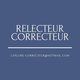 Correction / Relecture de TFE, rapports, etc.