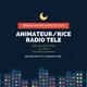 Grand casting : Animateurs radio et télé (H/F/X)...
