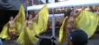 Représentation de danse orientale et de tribal...