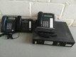 Téléphones + Central Panasonic