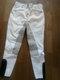 Pantalon blanc Hagg