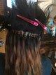 Extensions (sans abîmer vos cheveux) à domicile