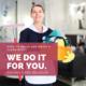 Nettoyage et entretiens sur mesure - Bruxelles